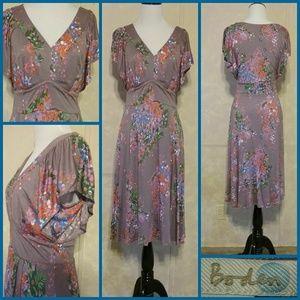 Boden Cate floral dress 8L